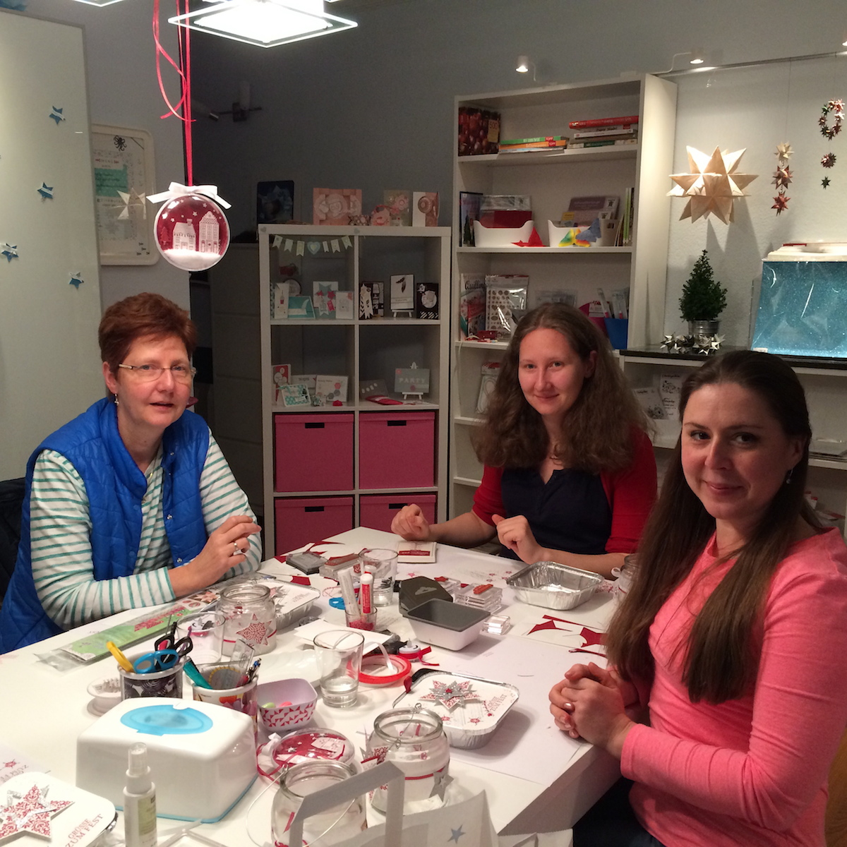 Gruppe Advent-Workshop 22.11.2014