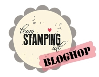 Team Stampin Art Blog Hop 01/ 2015