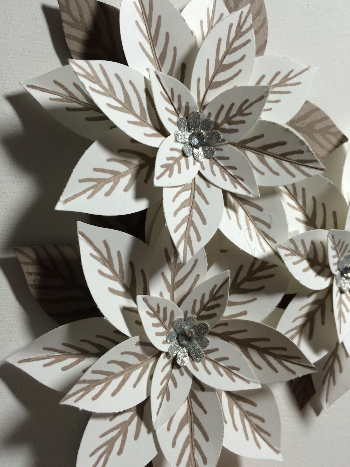 Stampin´UP!, Festliche Blüte, Festive Flower, Tip Top Taupe,2